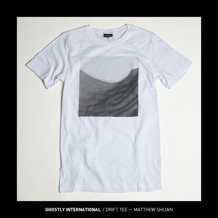 Tričko Drift Tee - Matthew Shlian
