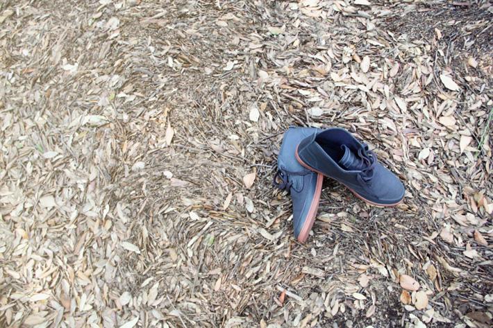 Kotníkové boty Bagua