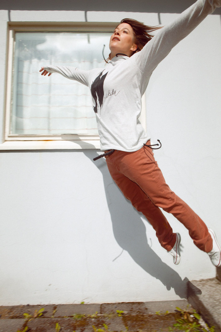 Nikita triko, kalhoty