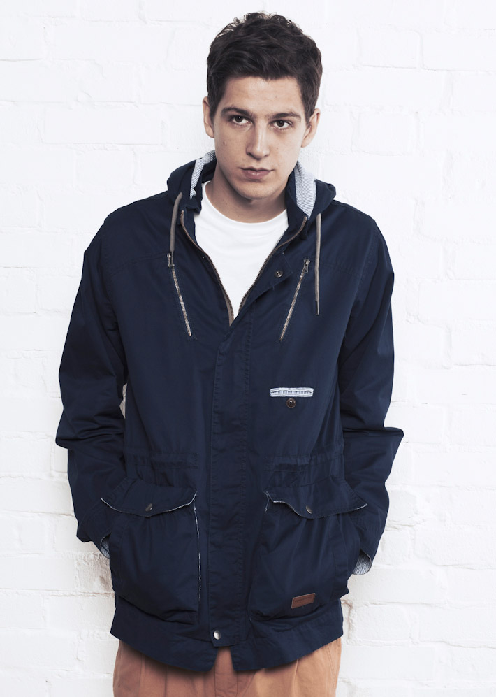 Supremebeing bunda Jungle Navy