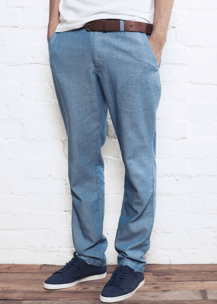 Supremebeing kalhoty Trousers Guard Blue