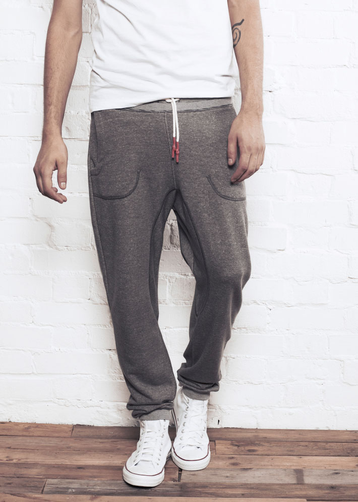Supremebeing kalhoty Trousers Kenobi Grey