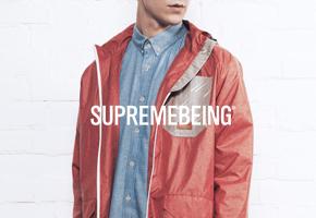 Supremebeing pánská kolekce jaro/léto 2013