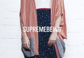 Supremebeing kolekce jaro/léto 2013