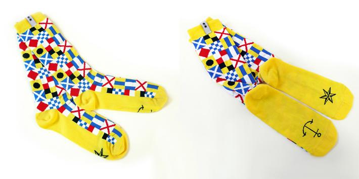 Sistersconspiracy ponožky