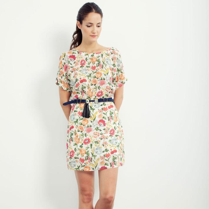 Loreak Mendian Bahamas šaty
