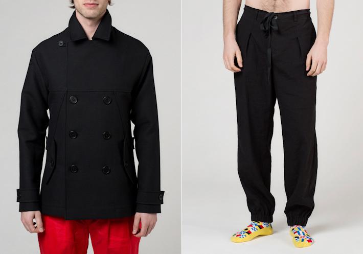 Sistersconspiracy bunda, kalhoty