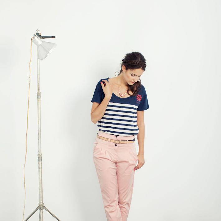 Loreak Mendian Bardot kalhoty