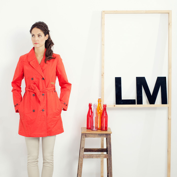 Loreak Mendian Holmes kabát, Canutillo kalhoty