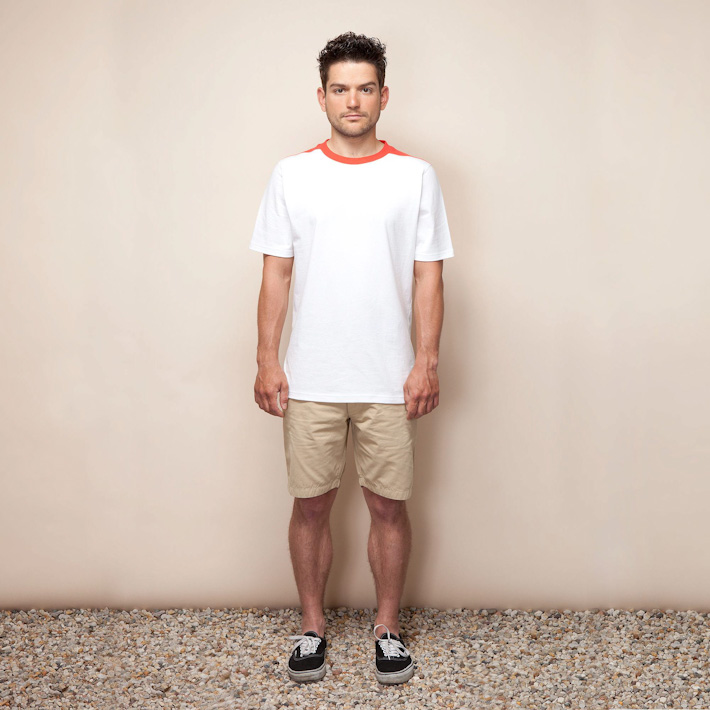 Ucon Aaron triko, Carlos Chino šortky