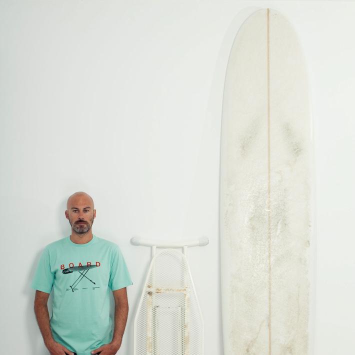Loreak Mendian Board triko
