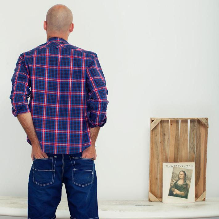 Loreak Mendian Bedford košile, Redondo šortky