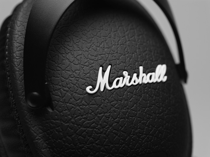 Marshall Headphones sluchátka Monitor