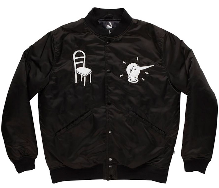 Rockwell by Para černá bunda