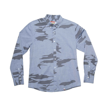 Slvdr Armitage Grey, šedá košile