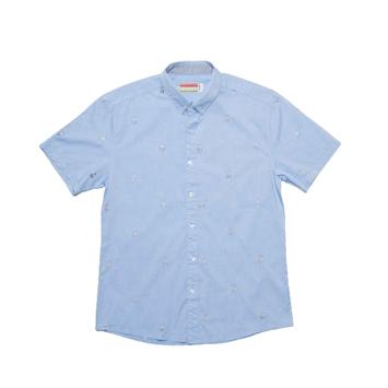 Slvdr Johan Lt Blue, modrá košile