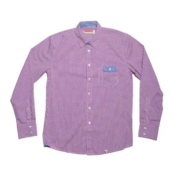 Slvdr Lowell Punch, fialová košile