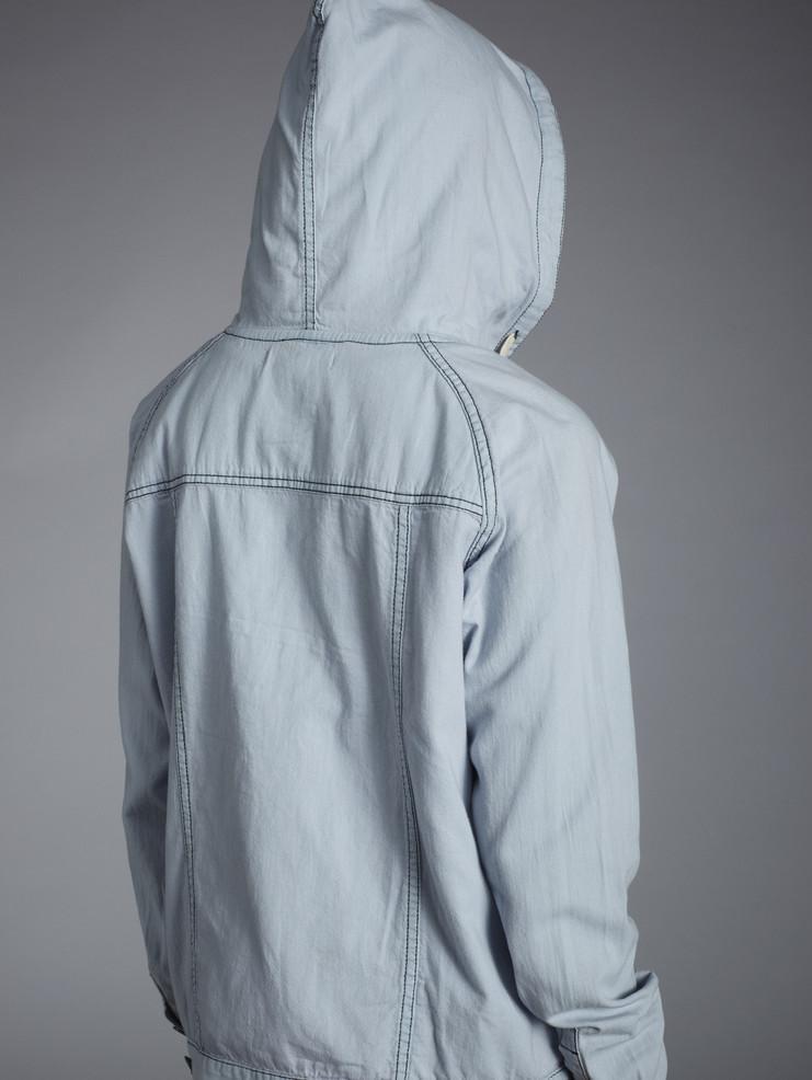 Makia dámská světle modrá bunda