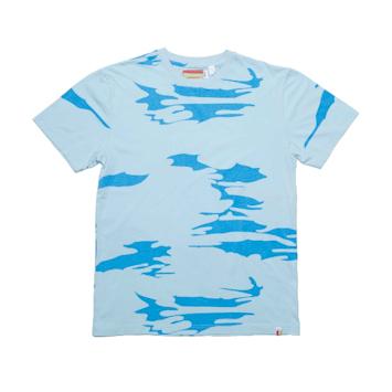 Slvdr Rewster Lt Blue, modré triko