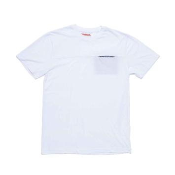 Slvdr Stave White, bílé triko
