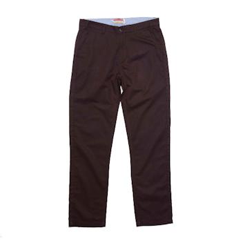 Slvdr Stinson Dk Brown, hnědé kalhoty