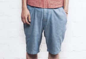Supremebeing pánské šortky na jaro/léto 2013