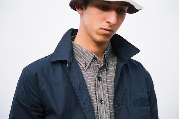 Publish modrá bunda pánská