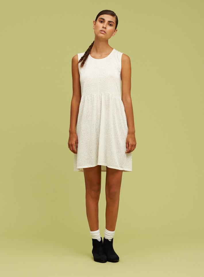 Libertine Libertine dámské bílé letní šaty