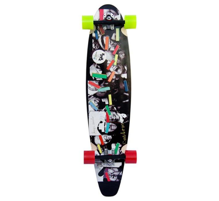 Custom Boards longboard komplet Směj se