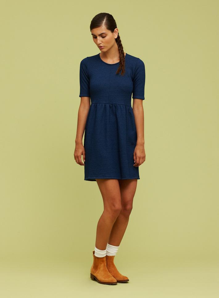 Libertine Libertine dámské modré letní šaty