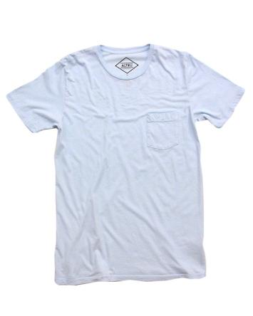 Altru bledě modré pánské tričko