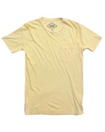 Altru žluté pánské tričko