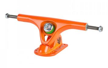 Custom Boards trucky oranžové