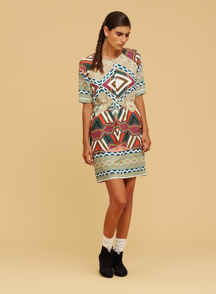 Libertine Libertine dámské vzorované letní šaty