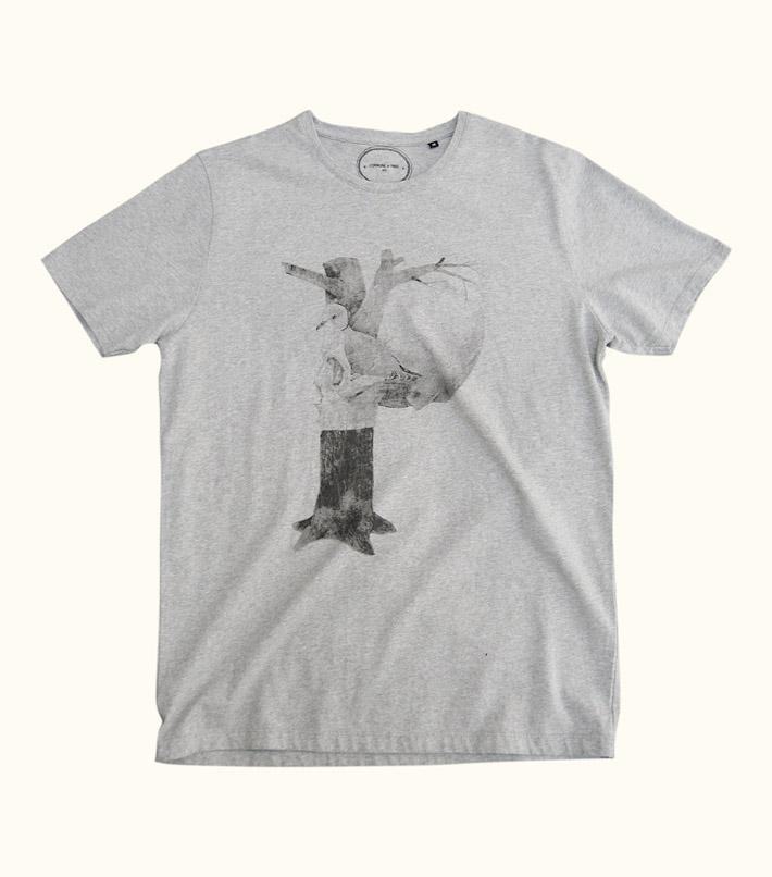 Commune de Paris pánské tričko spotiskem