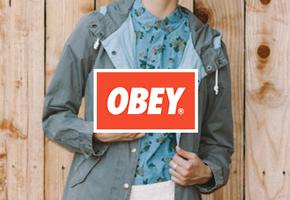 Dámské oblečení Obey jaro 2013