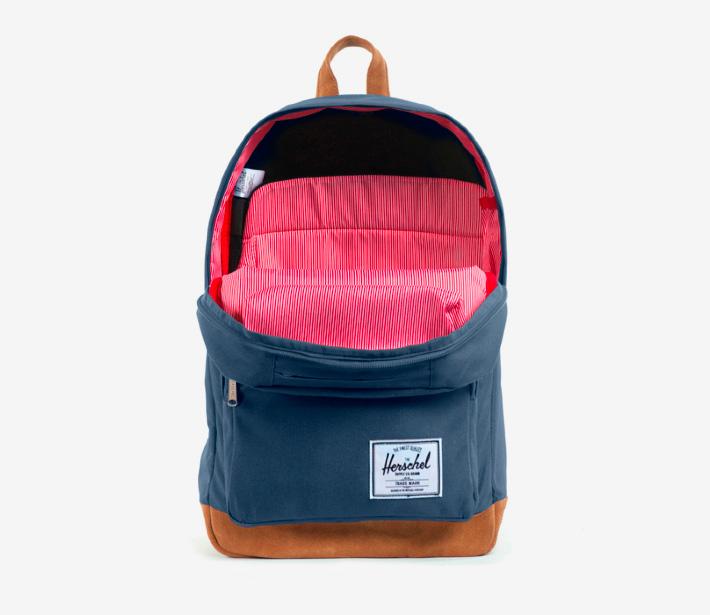 Herschel Supply batoh na záda modrý