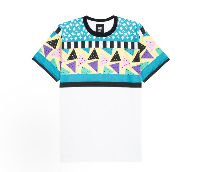 Lazy Oaf pánské tričko se vzorem