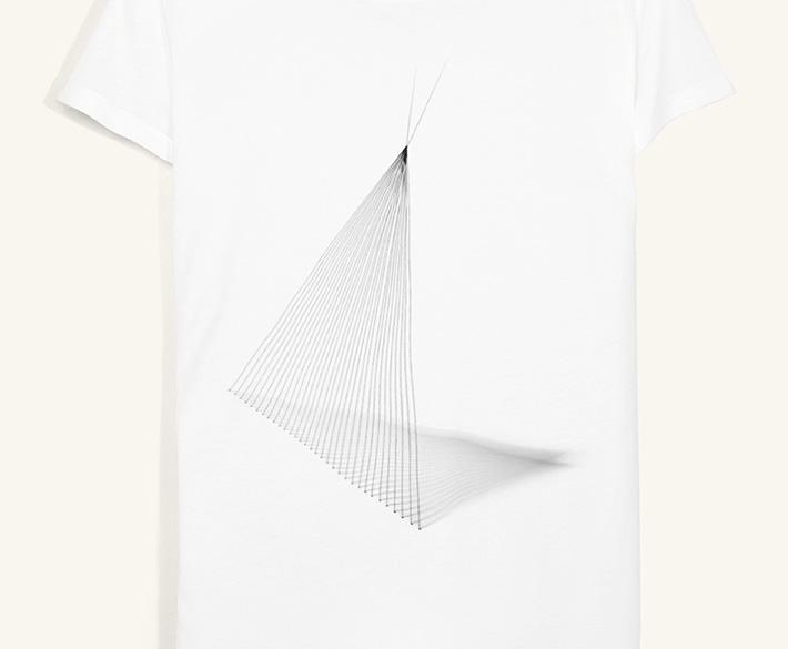 Amon tričko spotiskem dámské