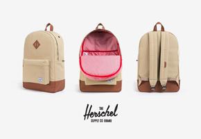 Batohy a peněženky Herschel Supply