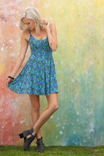 Obey letní šaty dámské