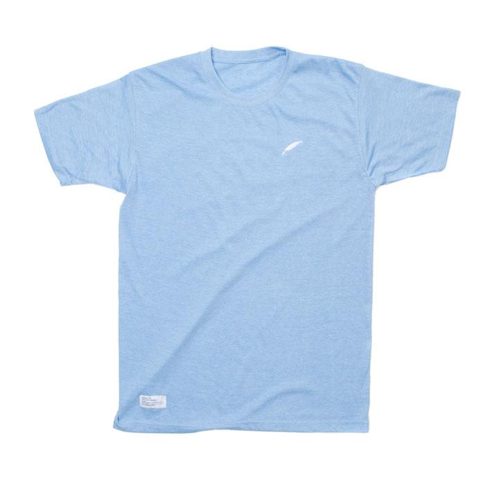 Publish pánské bledě modré tričko