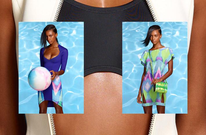 Nasty Gal, In oblečení, barevné letní šaty