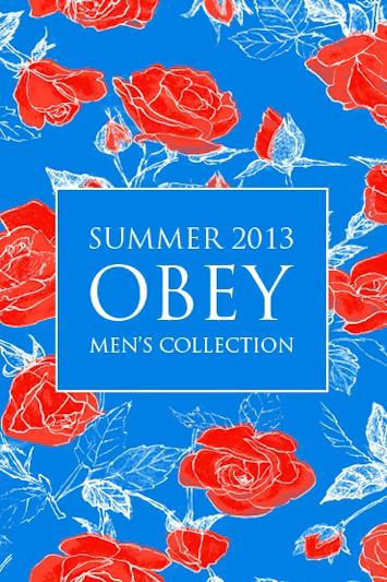 Obey oblečení pro muže
