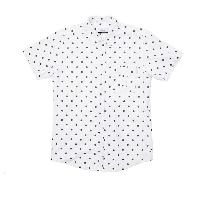 Publish pánská bílá košile spuntíky