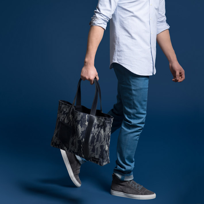 Outclass maskáčová taška