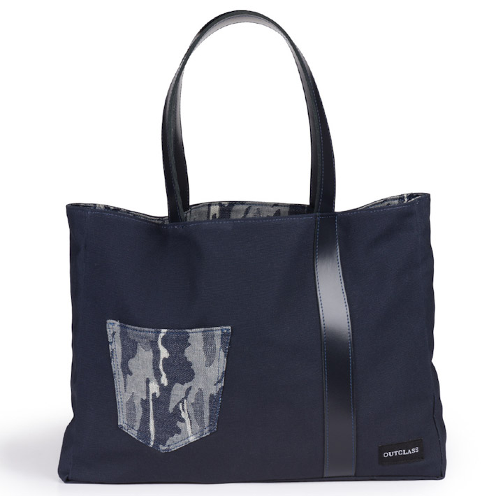 Outclass černá taška do ruky