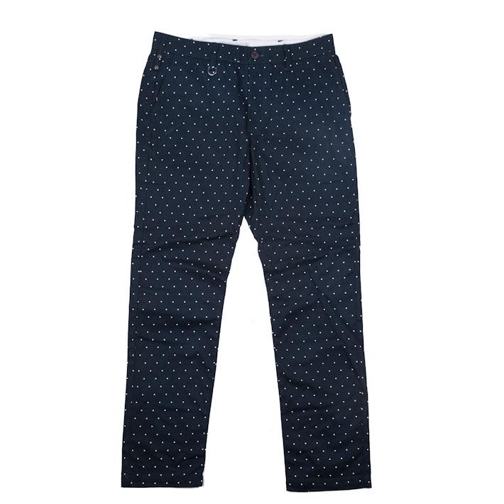 Publish pánské modré kalhoty spuntíky