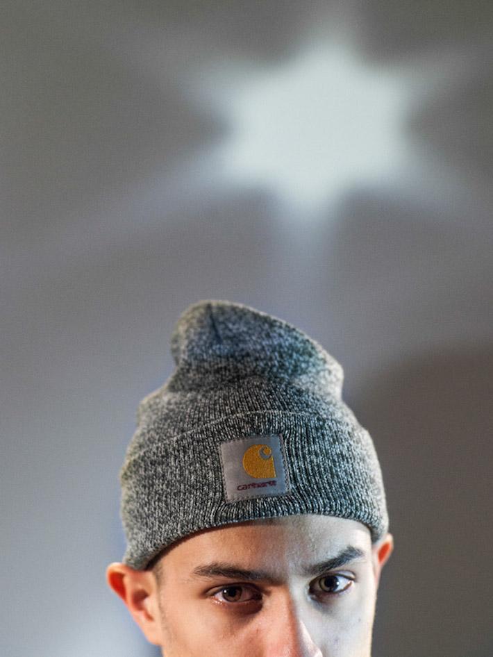 Carhart WIP melirová čepice