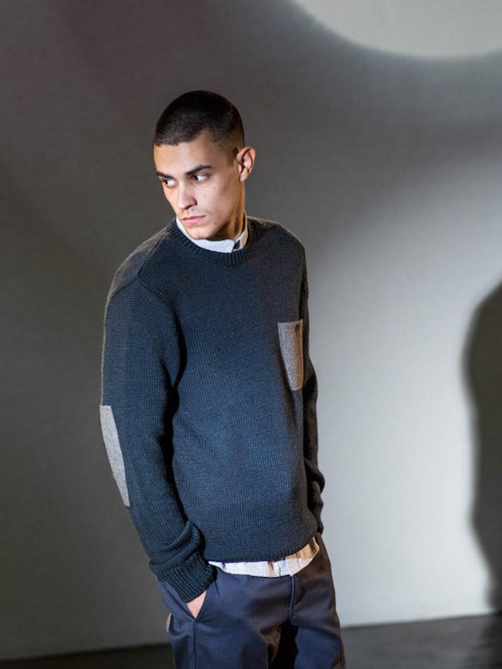 Carhart WIP pánský pletený svetr